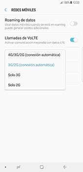 Configurar el equipo para navegar en modo de red LTE - Samsung Galaxy Note 8 - Passo 6