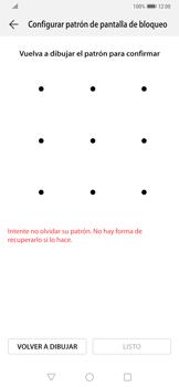 Desbloqueo del equipo por medio del patrón - Huawei Mate 20 Pro - Passo 9