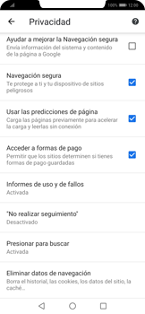 Limpieza de explorador - Huawei Mate 20 Pro - Passo 8