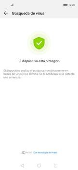 Cómo habilitar el análisis de virus - Huawei Nova 5T - Passo 3