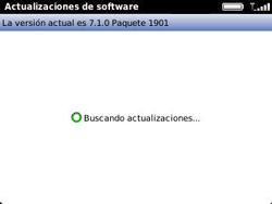 Actualiza el software del equipo - BlackBerry Curve 9320 - Passo 7