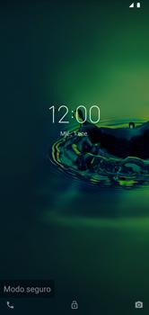 Modo seguro - Motorola Moto G8 Plus (Dual SIM) - Passo 6