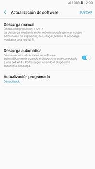 Actualiza el software del equipo - Samsung Galaxy A7 2017 - A720 - Passo 6