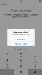Activa el equipo - Apple iPhone 6 Plus - Passo 21
