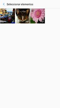 Envía fotos, videos y audio por mensaje de texto - Samsung Galaxy A7 2017 - A720 - Passo 14