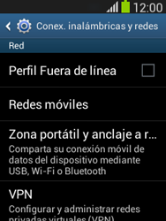Configura el Internet - Samsung Galaxy Pocket Neo - S5310L - Passo 5