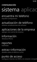Restaura la configuración de fábrica - Nokia Lumia 720 - Passo 4