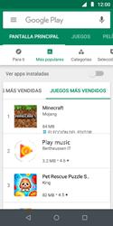 Instala las aplicaciones - Motorola Moto E5 Play - Passo 10