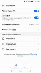 Conecta con otro dispositivo Bluetooth - Huawei P10 - Passo 5
