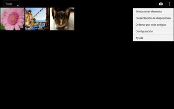 Transferir fotos vía Bluetooth - Samsung Galaxy Note Pro - Passo 5