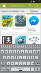 Instala las aplicaciones - Samsung Galaxy S5 - G900F - Passo 14