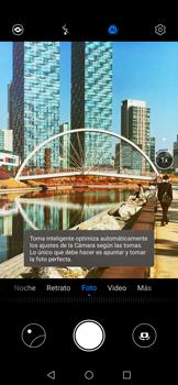 Modo profesional - Huawei Nova 5T - Passo 5