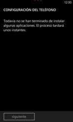 Activa el equipo - Nokia Lumia 920 - Passo 16
