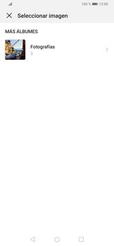 Cómo enviar un correo electrónico - Huawei P30 - Passo 13