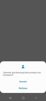 Cómo habilitar el Ambiente de Niños - Samsung Galaxy S20 - Passo 11