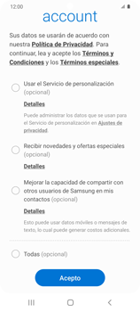 Cómo habilitar el asistente Bixby - Samsung Galaxy S20 - Passo 8