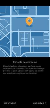 Cómo configurar el modo subacuático - Huawei P40 - Passo 4