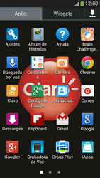 Configura el Internet - Samsung Galaxy S4 Mini - Passo 3