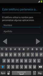 Activa el equipo - Samsung Galaxy S4  GT - I9500 - Passo 17