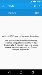 Configura el WiFi - Sony Xperia M4 Aqua E2303 - Passo 5