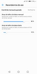 Desactivación límite de datos móviles - Huawei Y5 2018 - Passo 12