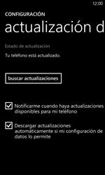 Actualiza el software del equipo - Nokia Lumia 925 - Passo 8