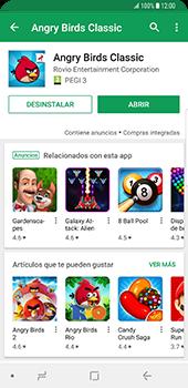 Instala las aplicaciones - Samsung Galaxy S9 - Passo 16