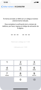 Configuración de Whatsapp - Apple iPhone 11 - Passo 9