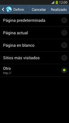 Configura el Internet - Samsung Galaxy S4  GT - I9500 - Passo 25