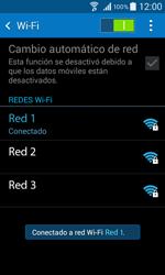 Configura el WiFi - Samsung Galaxy Core 2 - G355 - Passo 8