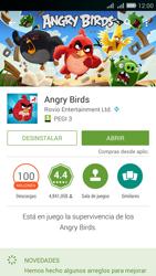 Instala las aplicaciones - Huawei G Play Mini - Passo 17
