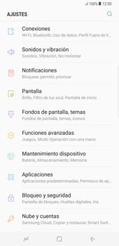 Limpieza de aplicación - Samsung Galaxy S8+ - Passo 3