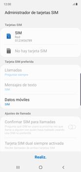 Activa el equipo - Samsung Galaxy Note 10 - Passo 22