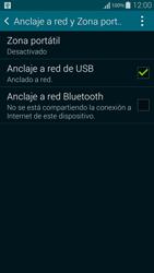 Comparte la conexión de datos con una PC - Samsung Galaxy Alpha - G850 - Passo 7