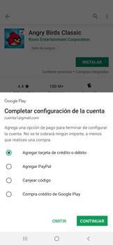 Instala las aplicaciones - Samsung Galaxy A50 - Passo 16