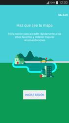 Uso de la navegación GPS - Samsung Galaxy A3 - A300M - Passo 5
