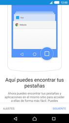 Configura el Internet - Sony Xperia M4 Aqua E2303 - Passo 21