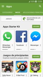 Instala las aplicaciones - Samsung Galaxy J5 - J500F - Passo 5