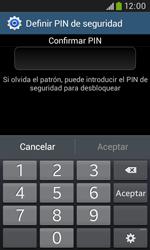 Desbloqueo del equipo por medio del patrón - Samsung Galaxy Trend Plus S7580 - Passo 14