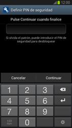 Desbloqueo del equipo por medio del patrón - Samsung Galaxy S 3  GT - I9300 - Passo 13