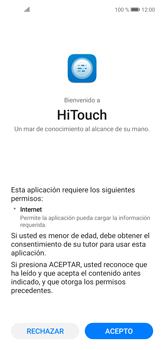 Cómo habilitar el HiTouch - Huawei P40 Lite - Passo 13