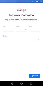 Crea una cuenta - Huawei Y6 2018 - Passo 9