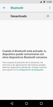 Conecta con otro dispositivo Bluetooth - Motorola Moto G6 Plus - Passo 6