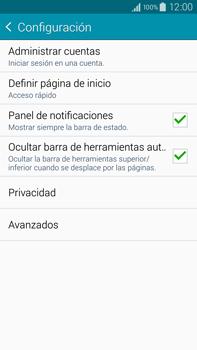 Configura el Internet - Samsung Galaxy Note IV - N910C - Passo 21