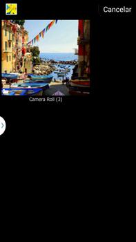 Envía fotos, videos y audio por mensaje de texto - Samsung Galaxy Note Neo III - N7505 - Passo 16
