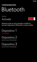 Conecta con otro dispositivo Bluetooth - Nokia Lumia 720 - Passo 8