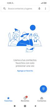 Cómo bloquear llamadas - Xiaomi Redmi Note 9T 5G - Passo 2