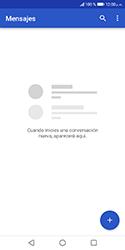 Envía fotos, videos y audio por mensaje de texto - Huawei Y5 2018 - Passo 2