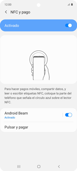 Cómo activar NFC - Samsung Galaxy A51 - Passo 8