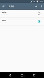 Configura el Internet - Sony Xperia XZ Premium - Passo 18